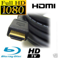 Hdmi kabel 1.3 verguld - 2 m