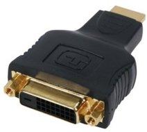 Hdmi male - DVI D female adapter